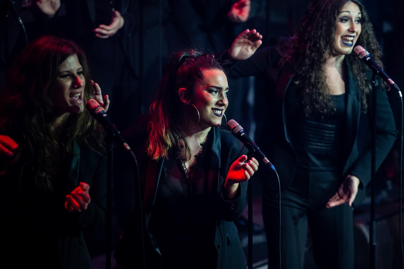 Madrid, 18/03/2019.-  Joyful en teatro Rialto en Madrid.  © Rodrigo Jimenez